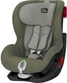 Britax Römer King II LS (Olive Green BLACK SERIES)