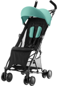 Britax Holiday (Steel Grey)
