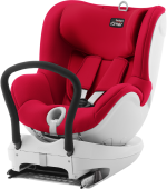 Britax Römer DualFix (Fire Red)
