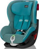 Britax Römer King II LS (Green Marble BLACK SERIES)