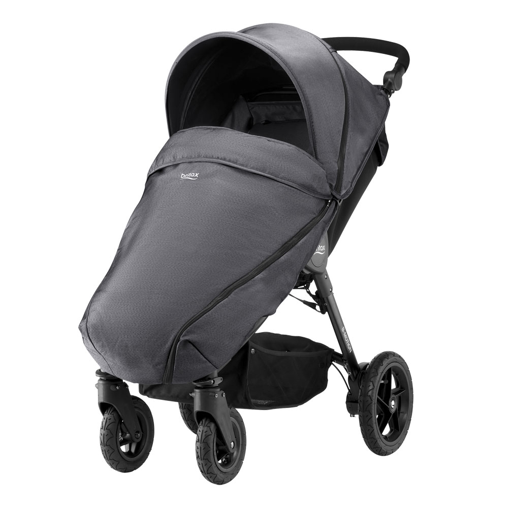 Britax B-Motion 4 (прогулочная) (Black Denim)