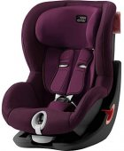 Britax Romer King II (Britax Romer King II (Burgundy Red | Black Series))
