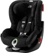 Britax Romer King II LS (Crystal Black | Black Series)