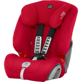 Britax Römer Evolva 1-2-3 Plus (Fire Red)