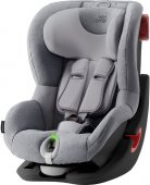 Britax Romer King II LS (Grey Marble | Black Series)