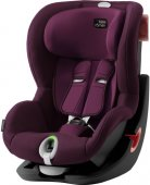 Britax Romer King II LS (Burgundy Red | Black Series)