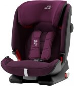 Britax Romer Advansafix IV R (Burgundy Red)