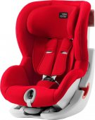 Britax Romer King II (Fire Red)