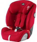 Britax Römer Evolva 1-2-3 SL Sict (Fire Red)