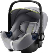 Britax Romer Baby-Safe 2 i-Size (Britax Romer Baby-Safe 2 i-Size (Cool Flow Silver))